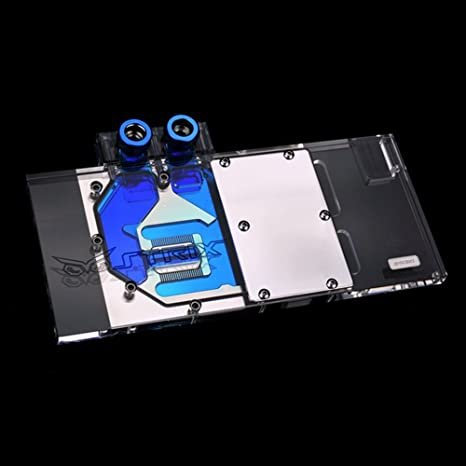 bykski VGA GPU Bloque de refrigeración de agua para a ...