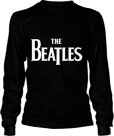Camisa de la Banda de Rock Inglesa, The Beatles Band Shirt ...