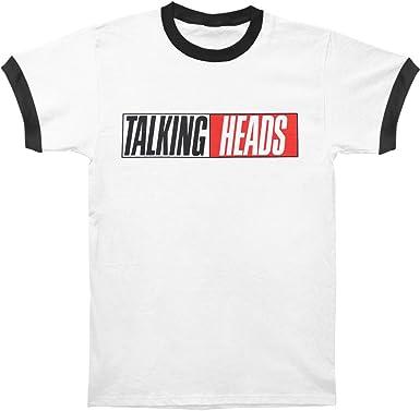 Talking Heads Men's True Stories Vintage T-Shirt White