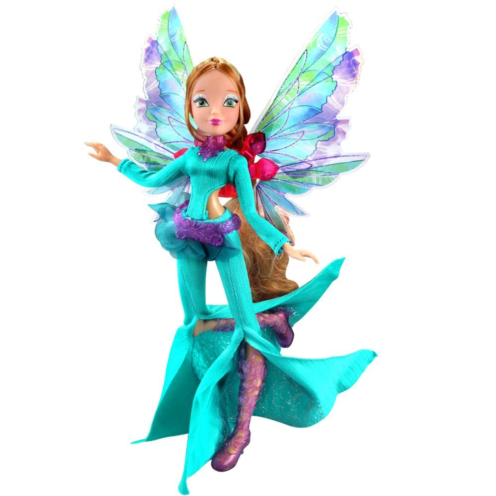 Amazon com: Winx Club Flora | Onyrix Fairy Doll | | World Winx