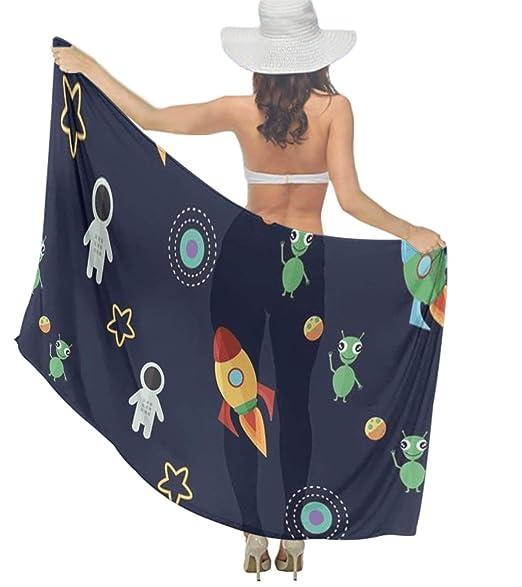 Amazon.com: Chiffon Sarong - Pañuelo para bikini (tamaño ...