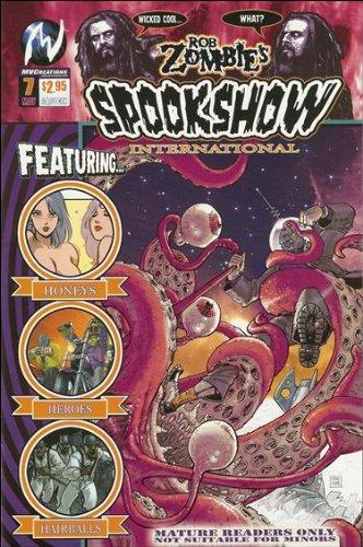 Rob Zombie's Spookshow International #7 (1st Printing)]()