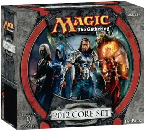 Magic the Gathering M12 2012 Core Set Fat Pack by Magic: the Gathering: Amazon.es: Juguetes y juegos