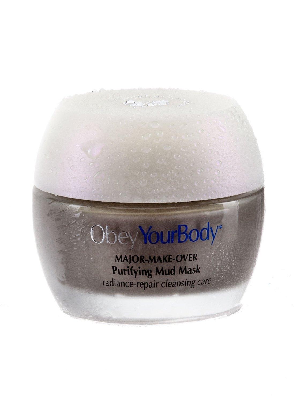 Obey Your Body Purifying Mud Mask: Amazon.co.uk: Beauty