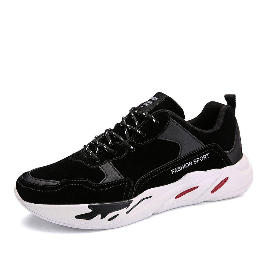 LFEU - botas de caño bajo Hombre 39 EU noir, coton
