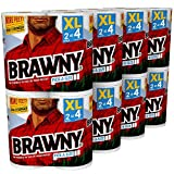 Brawny Paper Towels, 16 XL Rolls, Pick-a-Size,16 = 32 Regular Rolls, White