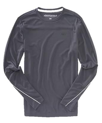 d3be4035 Aeropostale Mens Long Sleeve Wick Away Active T-Shirt | Amazon.com