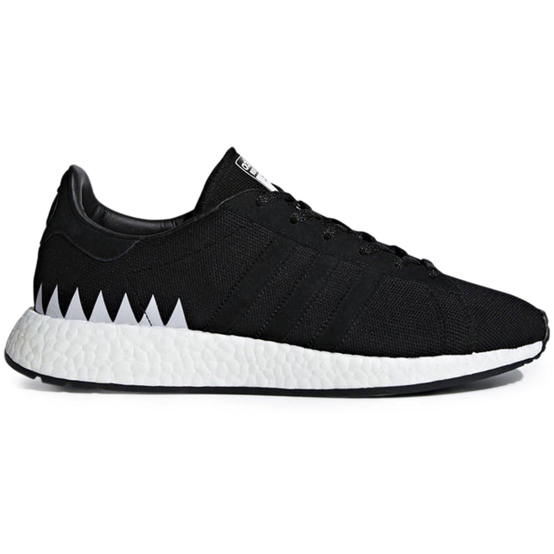 - Adidas Mens Chop Shop NBHD Neighborhood Black Fabric