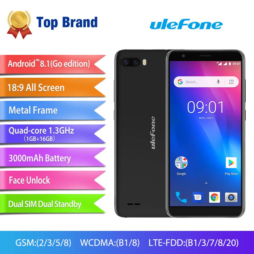Amazon.com: Gallity Ulefone S1 4G Smartphone Pro Mobile ...