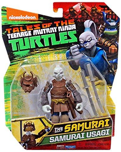 Tales of the Teenage Mutant Ninja Turtles Samurai Usagi Yojimbo in -