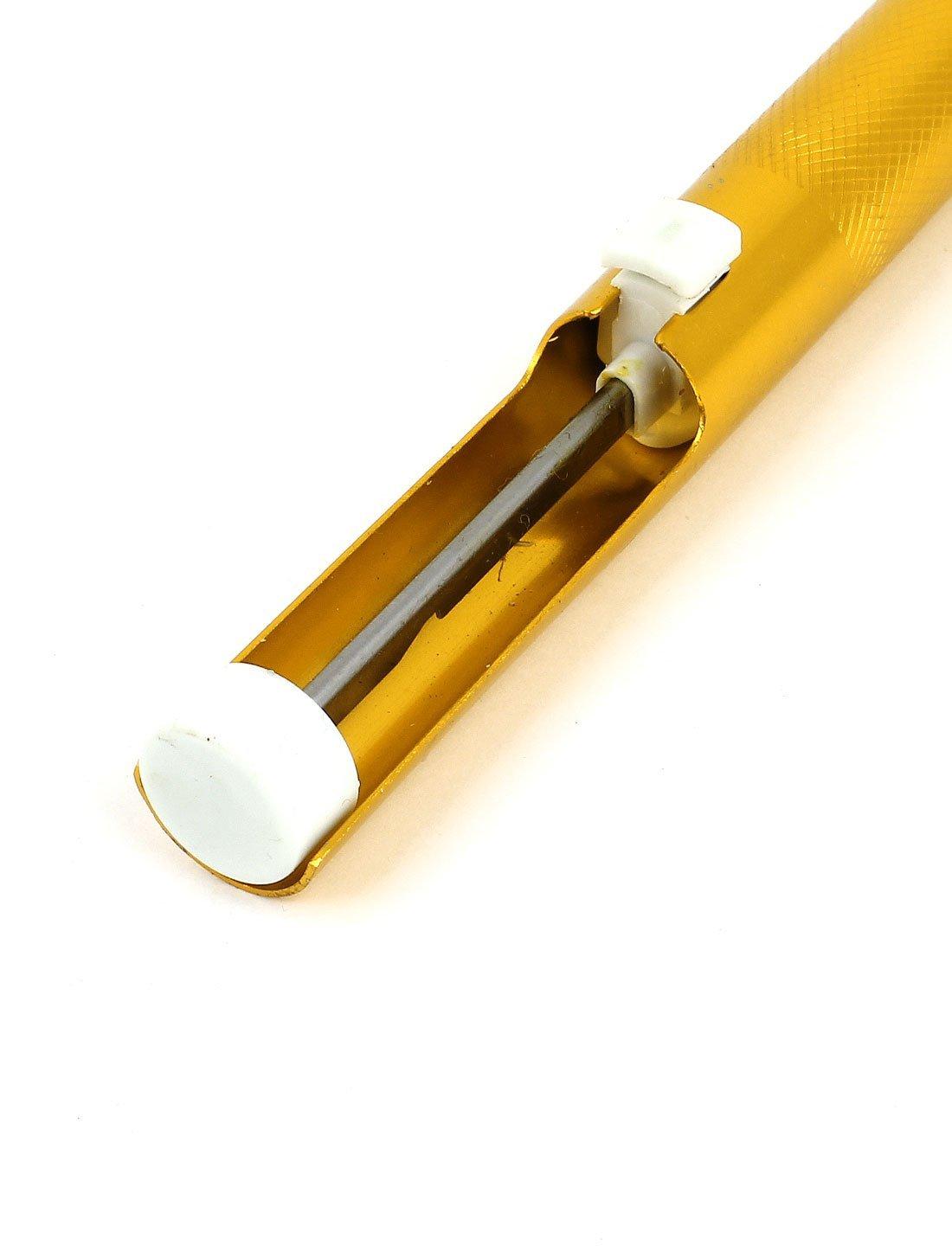 La eliminación de la bomba de desoldar Sucker Solder Irons tono herramienta del removedor de Oro - - Amazon.com