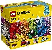 Classic Peças Sobre Rodas Lego Sem Cor Especificada