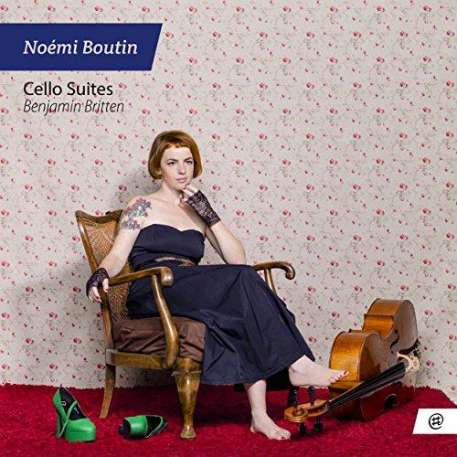 Britten: Suite For Cello Op.87 Vii. Fantastico (recitativo) (Britten Cello Suites)
