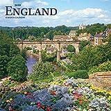 England 2019 Calendar (Multilingual Edition)
