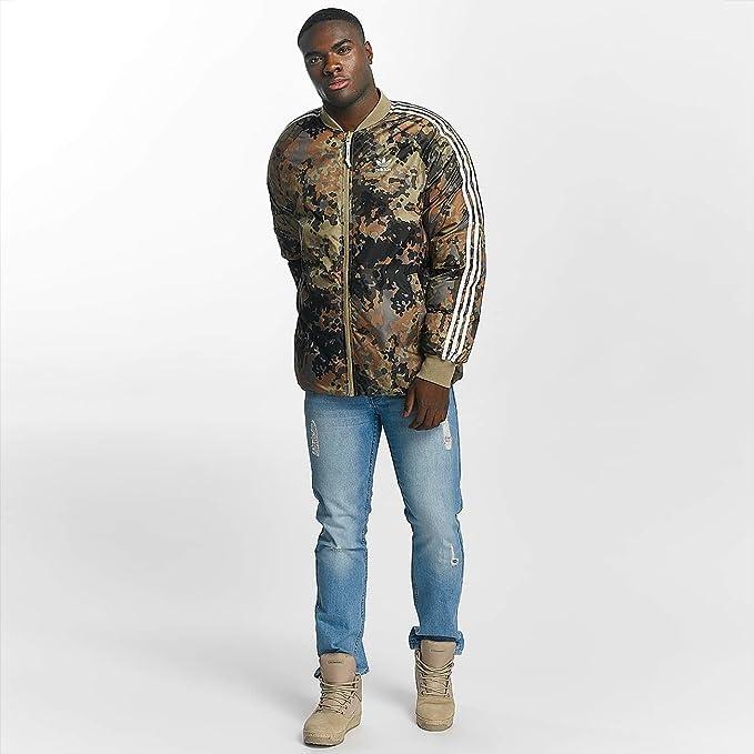 2547921c1e adidas Homme Manteaux & Vestes / Manteau hiver SST Winter: Amazon.fr:  Vêtements et accessoires