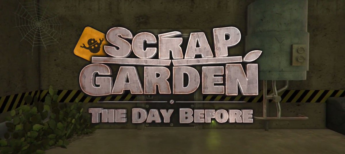 Scrap Garden - The Day Before [Download]