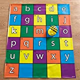 Bee-Bot and Blue-Bot Alphabet Mat