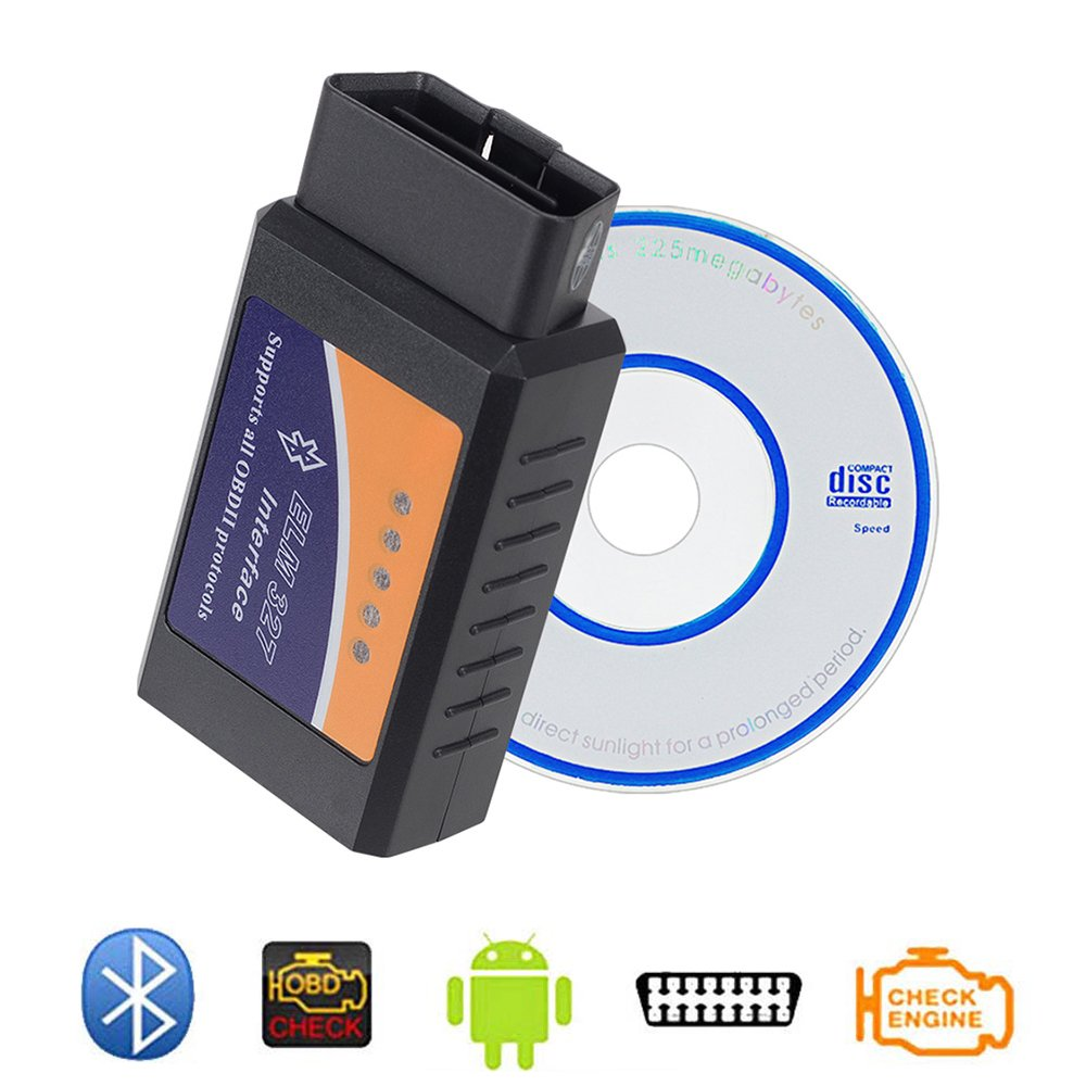 Xtech A1164/KKL VAG-COM 409,1/OBD2/OBD c/âble USB