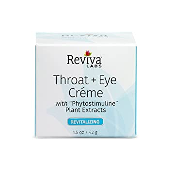 Reviva Labs Throat & Eye Cream, 1.5 Oz DDI 411003 Medseptic Skin Protectant Cream Case Of 24