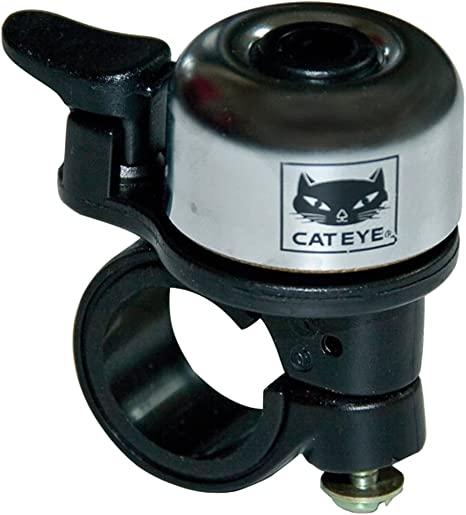 CatEye OH-1200 Brass Bell Timbre para Bicicleta, Unisex Adulto ...