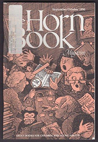 The HORN BOOK David Macaulay Barbara Knutson Hans Anderson Marc Brown 9-10 1990