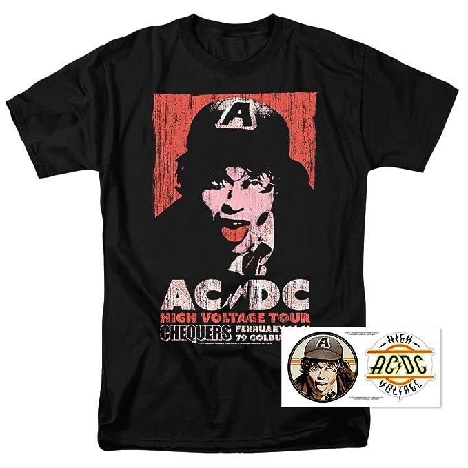 ac dc album high voltage