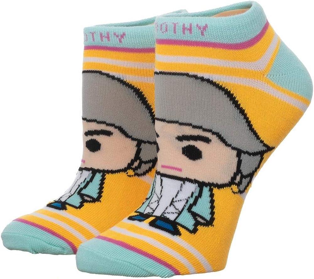 Golden Girls Ankle Socks 5-Pack