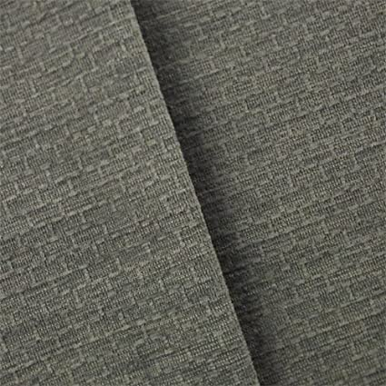 Amazon.com: Smoke Gray De Leo Victorino Chenille Home Decorating ...