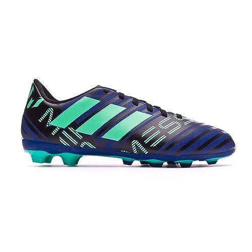 huge discount 65029 140ef adidas Nemeziz Messi 17.4 FxG J, Botas de fútbol Unisex niños  Amazon.es   Zapatos y complementos