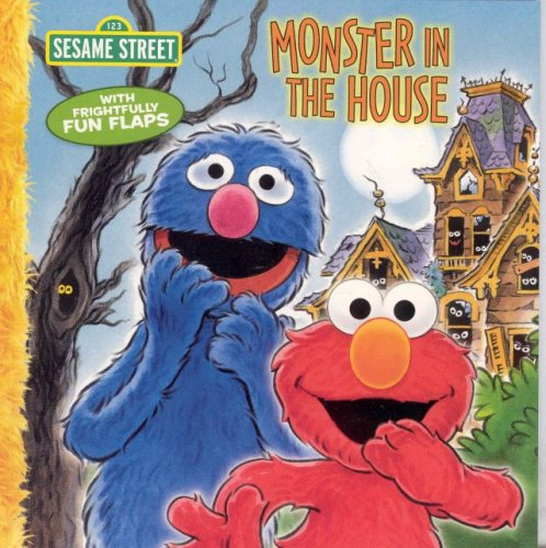 Download Monster in the House (Sesame Street) ebook