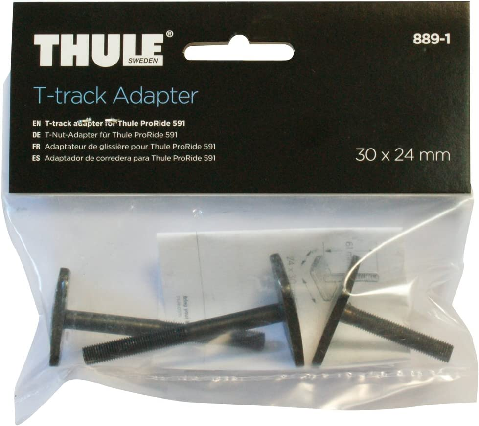 Thule 889101 T Track Adapter Auto