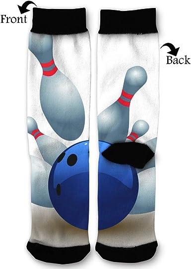 Bowling Fun Socks Crazy Socks
