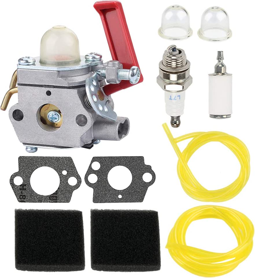 Carburetor Replacement for Homelite K100 K300 ST2527 ST2537S String Trimmer