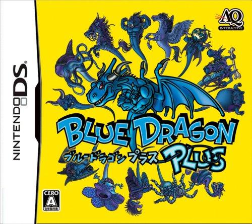 Blue Dragon Plus Ds [Japan Import]