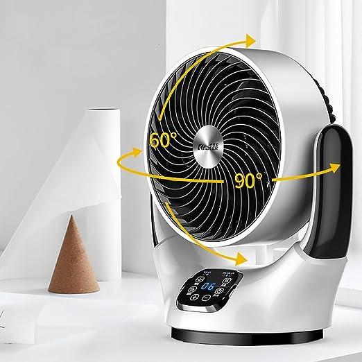 ZHWEI Ventiladores USB Ventilador Eléctrico Turbina De Control ...