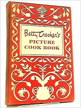 betty crocker picture cookbook pdf