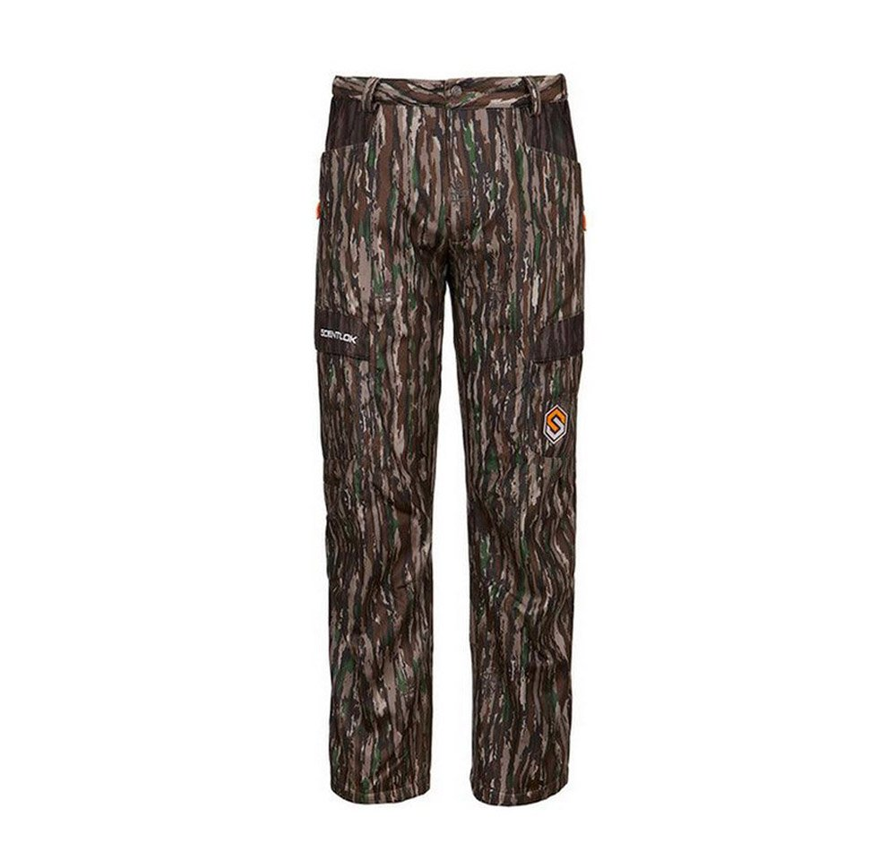 ScentLok Men's Full Season TAKTIX Hunting Pants (Realtree Original, Medium)