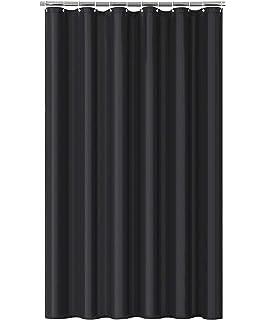 Home Queen Mold Resistant Shower Curtain Anti Mildew Heavy Duty Liner Waterproof Bathroom