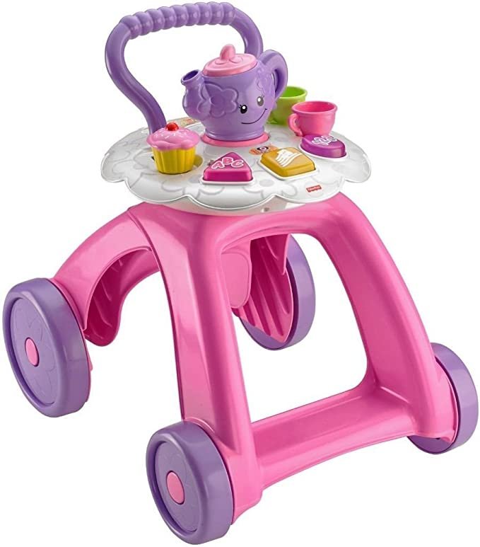 Fisher Price Laugh and Learn Smart etapas Musical té carrito ...