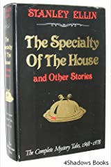 The specialty of the house and other stories: The complete mystery tales, 1948-1978 Hardcover
