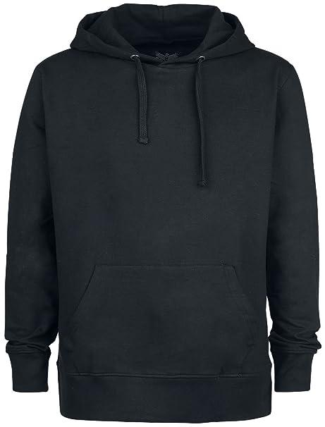 Bodies Sudadera con capucha Negro Black Premium by EMP u3ZB8b8Dqx