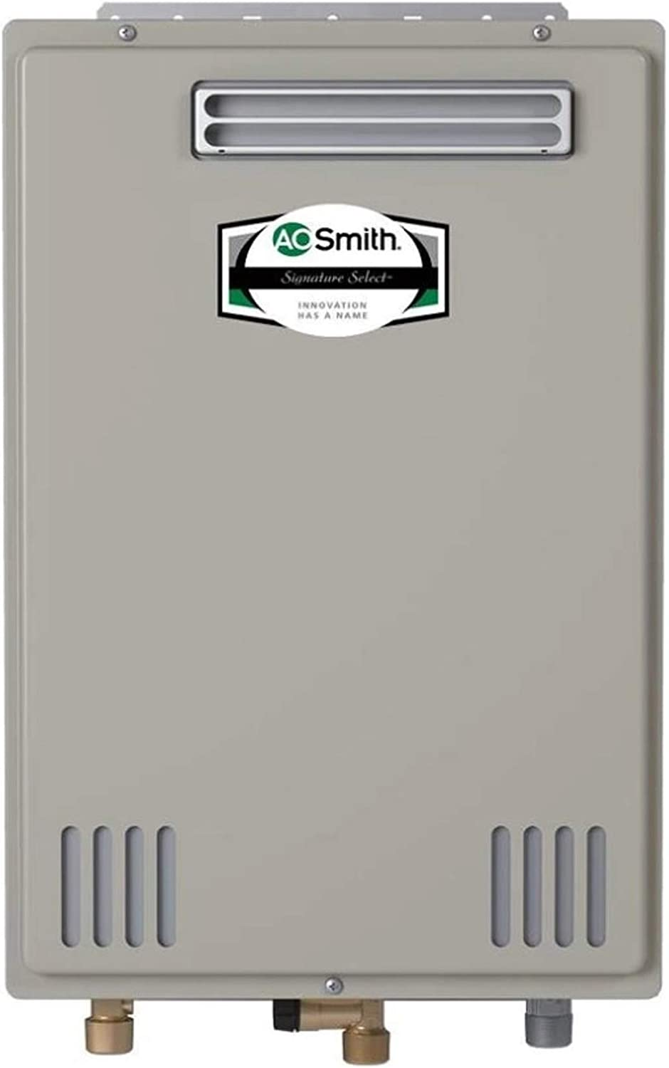 A.O. Smith Signature Select 8-GPM 190000-BTU Outdoor Natural Gas Tankless Water Heater