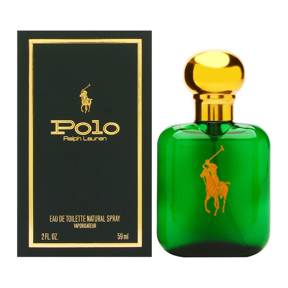 POLO by Ralph Lauren EDT 2 Fl OZ for Men