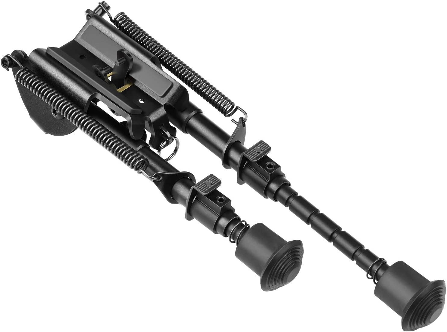 CVLIFE Hunting Bipod - 6 Inch to 9 Inch Adjustable Super Duty Tactical Bipod : Sports & Outdoors