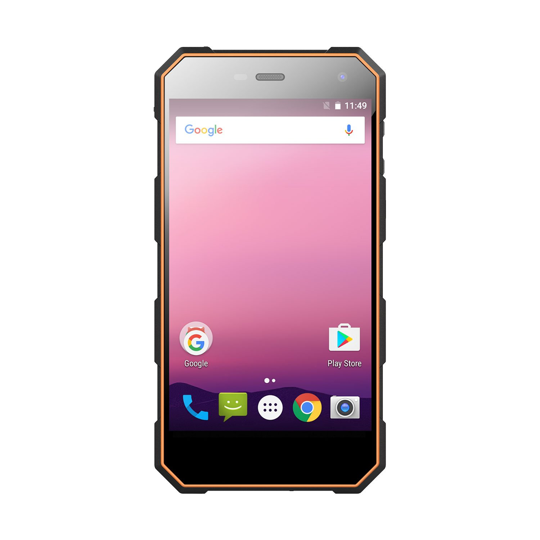 Rabusion Nomu S10 Pro MTK6737T Quad-Core Android 7.0 8MP Cámara ...