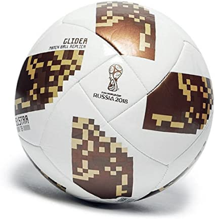 Pelota de fútbol de Adidas, de la Copa del Mundo de 2018 celebrada ...