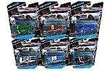 "Authority Assortment ""B"", 6 Cars Set 1/64 by Maisto 15494-16B"
