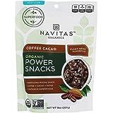 Navitas Naturals Power Snacks Coffee Cacao -- 8 oz