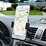 Car Mount, Gright Univeral Cell Phone Car Phone Mount Holder Cradle for iPhone 7/6S/6/5S/7 Plus, Samsung Galaxy S8 S7 Edge S6 S5 Note 5/4,Nexus,HTC,LG,Sony More Smartphone&GPS