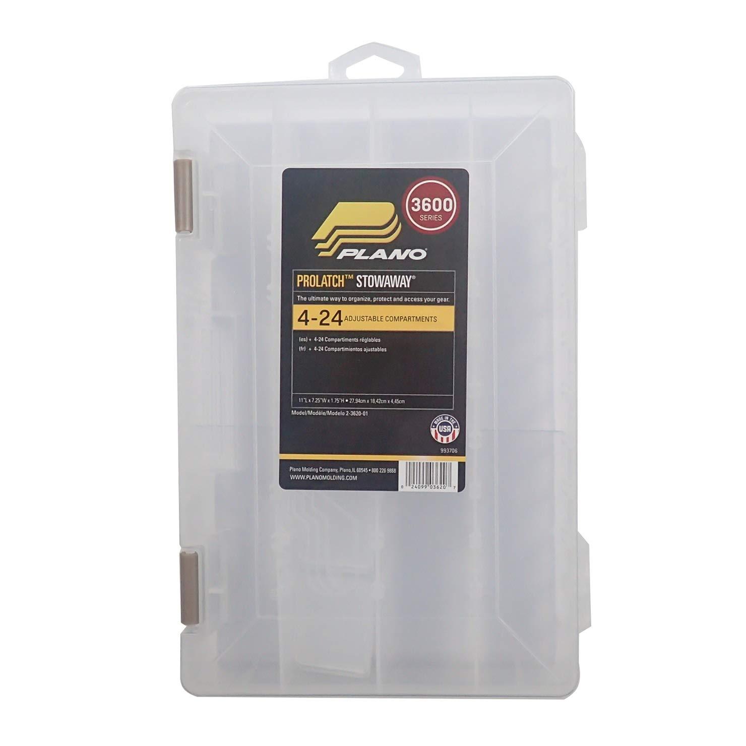 Plano ProLatch Utility Box #2-3620